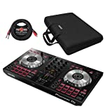 Pioneer DDJ-SB3 2-Channel Serato DJ Controller & Pig Hog Cable (With Case) (Tamaño: With Case)