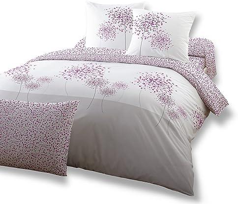 dodo ac97763400 parure parure housse de couette 260 x. Black Bedroom Furniture Sets. Home Design Ideas
