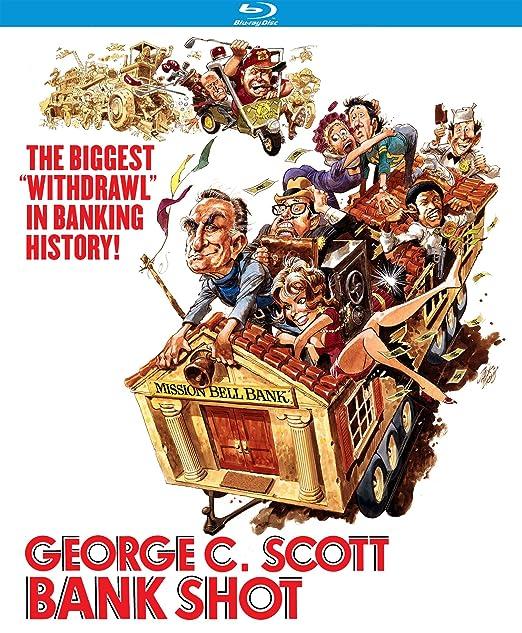 Bank Shot [Blu-ray]