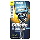 Gillette Fusion5 ProShield Chill Men's Razor, Handle & 2 Blade Refills (Packaging May Vary)