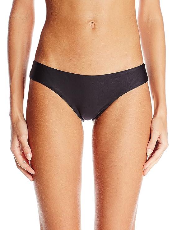 Sofia by ViX Women's Solid Buzios Bikini Bottom