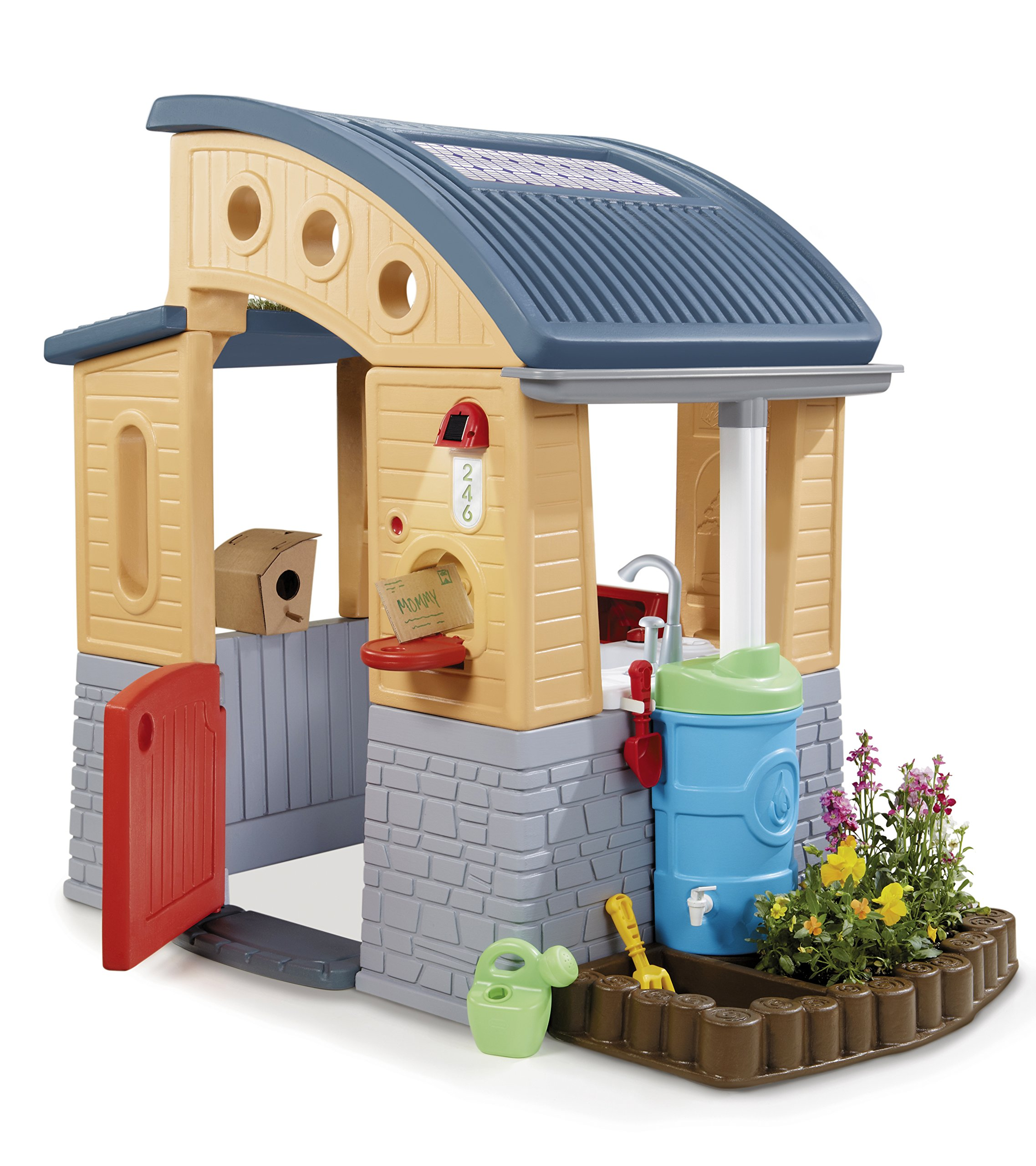 Little Tikes Go Green Playhouse Ebay