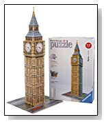 Big Ben 216 Piece 3D Building Set