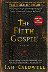 The Fifth Gospel: A Novel, pasta dura, Edición en Inglés