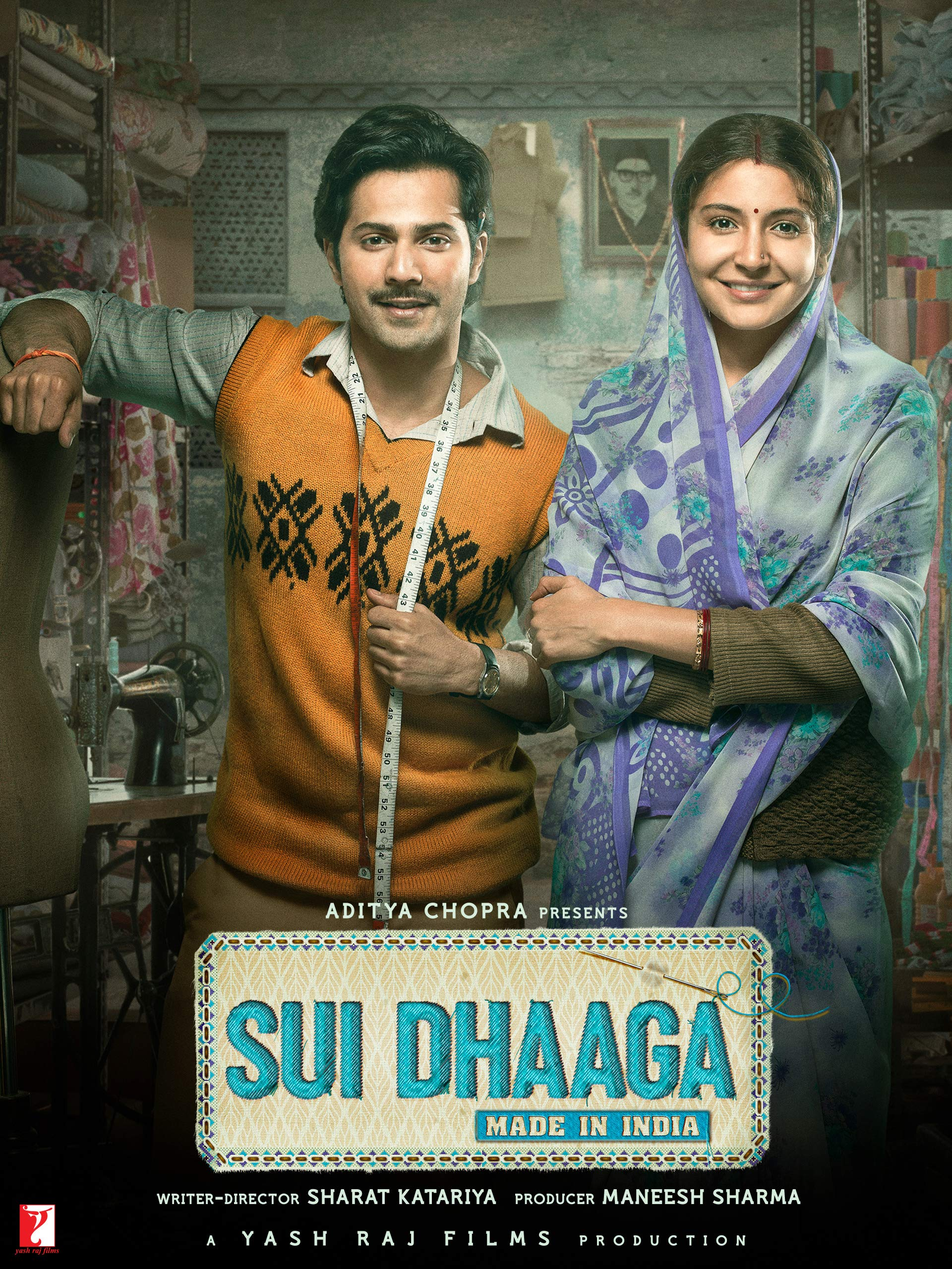 Sui Dhaaga - Made In India on Amazon Prime Video UK
