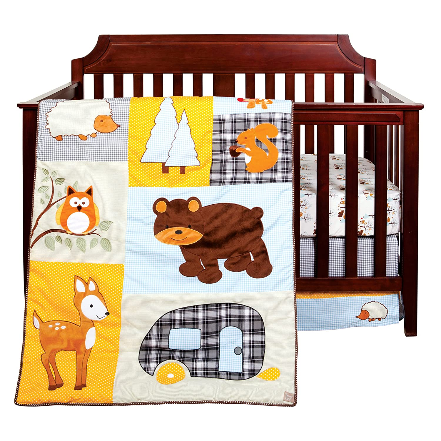 Trend Lab Lets Go Camping Baby Bedding