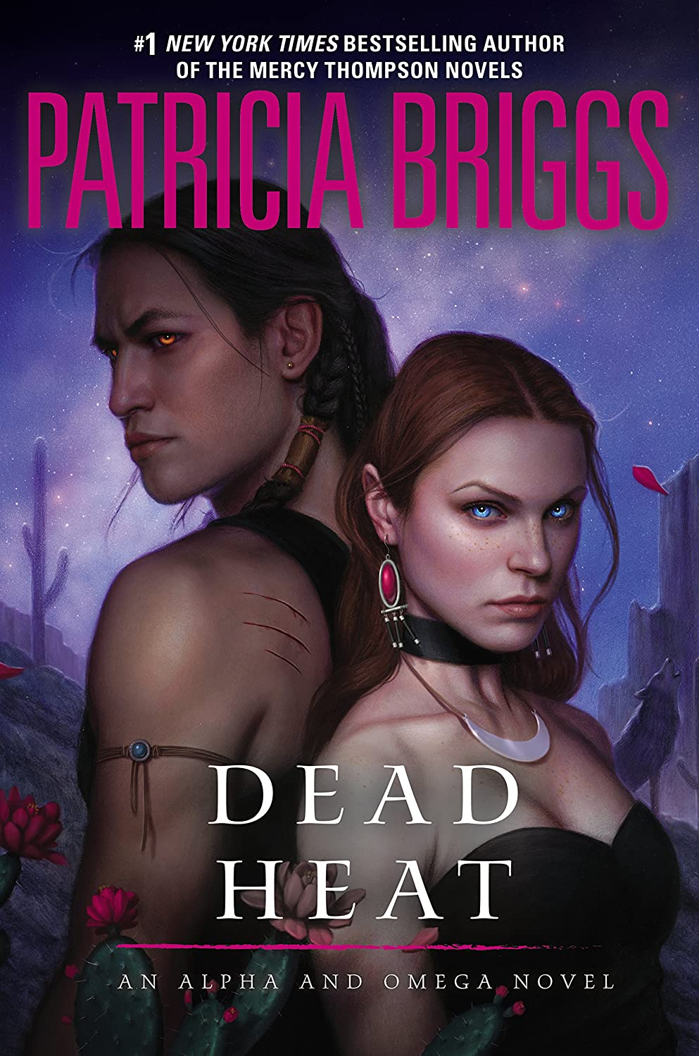 Dead Heat (Alpha and Omega #4) Patricia Briggs