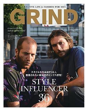 GRIND(グラインド) 2017年 7・8 月合併号 [雑誌]