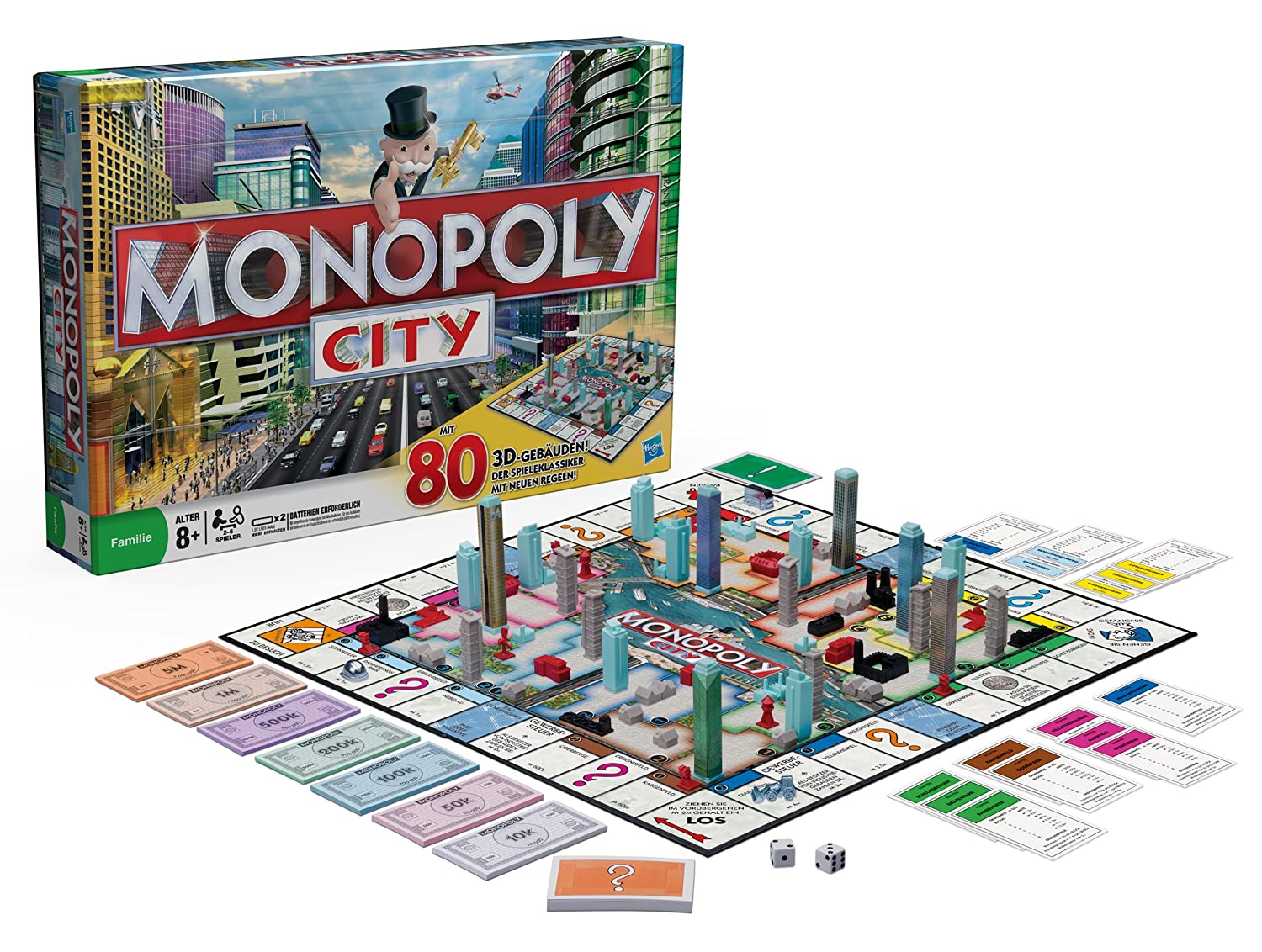 monopoly city - DriverLayer Search Engine
