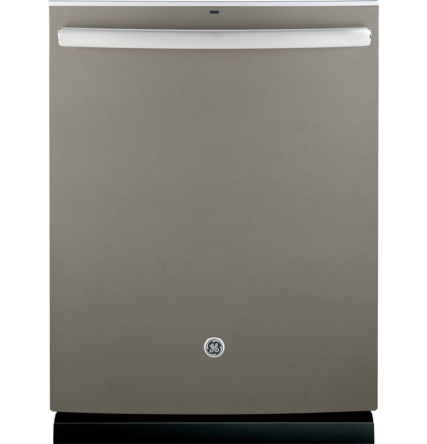 "GE GDT590SMJES 24"" Energy Star Built In Dishwasher with 16 Place Settings in Slate"