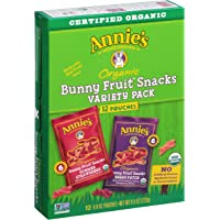 Annies Organic Bunny Fruit Snacks