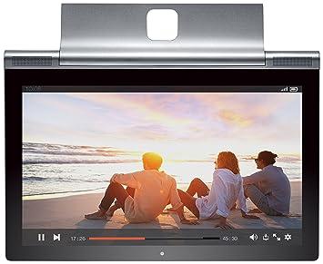 "Lenovo Yoga 2 Pro-1380 4G Tablette tactile 13,3"" (33,78 cm) Intel Z3745 QC 1,86 GHz 32 Go Androïd KitKat 4.4 Wi-Fi Argent"