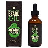 Beard Farmer - Growther XT Beard Oil (Extra Fast Beard Growth) All Natural Beard Growth Oil (Tamaño: 2 fl oz)