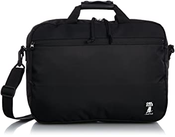 Nylon Briefcase 7581-601-5028: Black