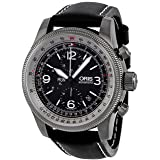 Oris Men's 675 7648 4264LS Big Crown X1 Calculator Black Dial Watch (Color: Black)