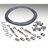 Down Guy Wire Kit for up to 2-1/4