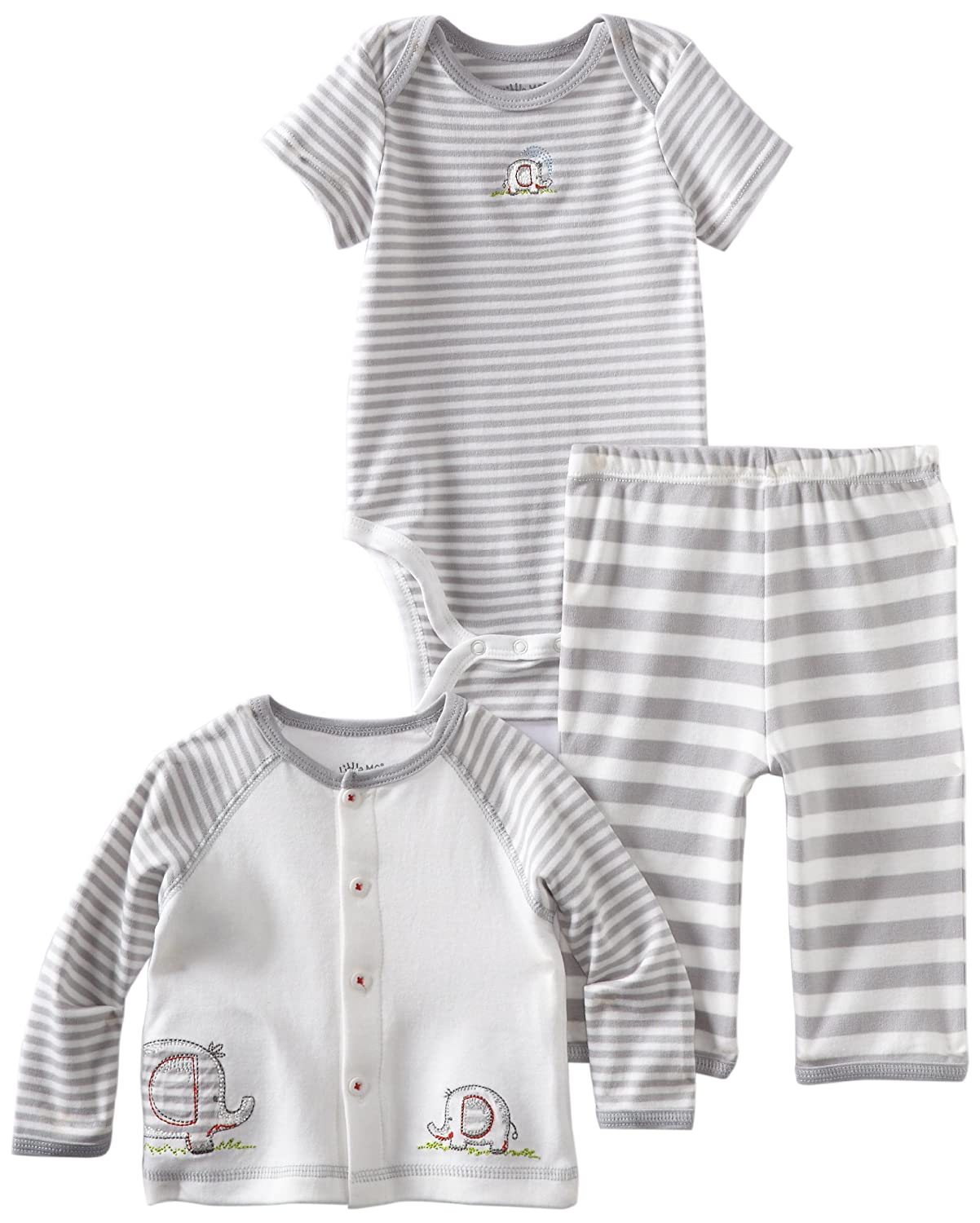 Amazon.com: Little Me - Layette Sets / Baby Boys: Clothing