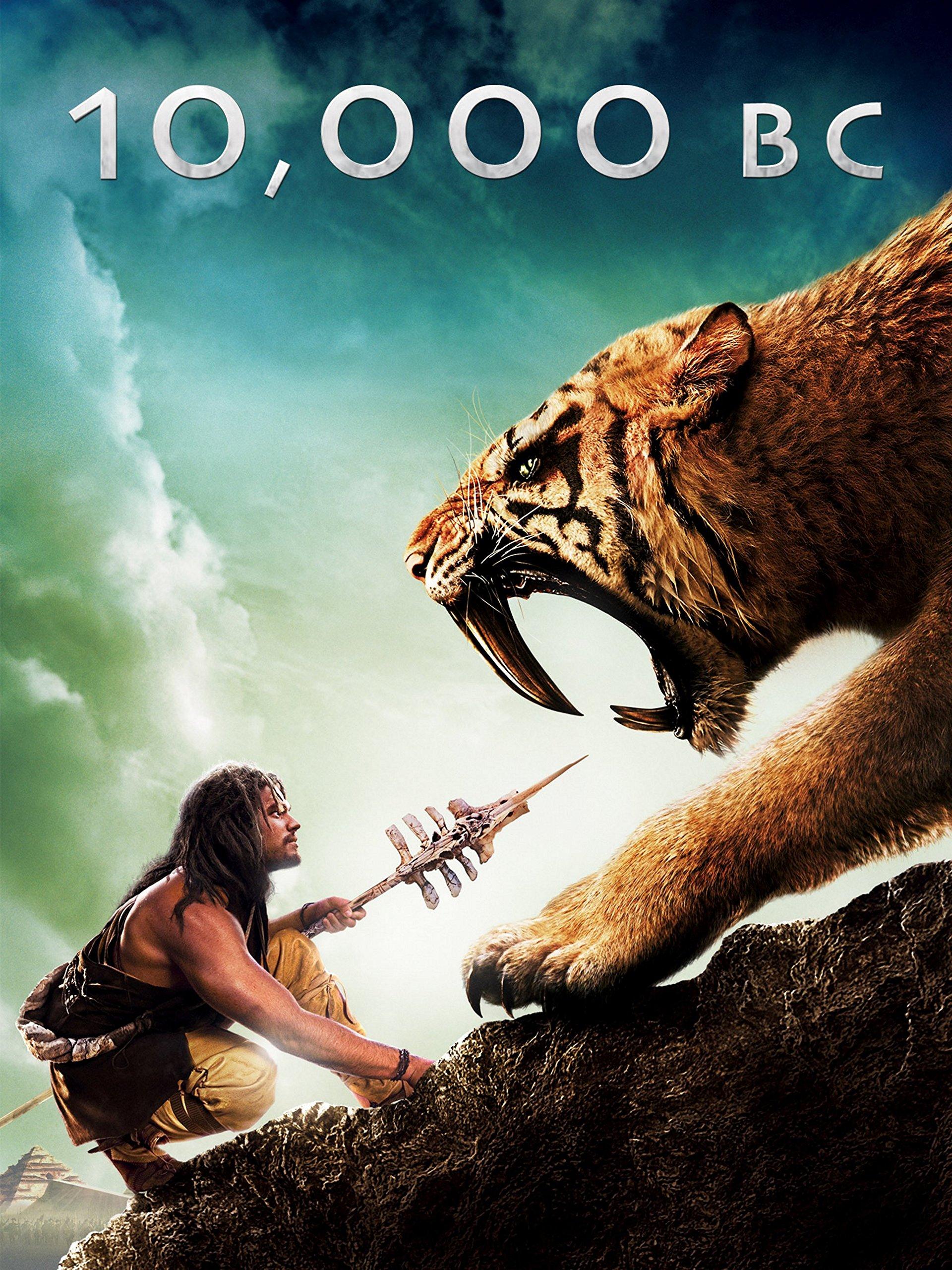 10, 000 BC