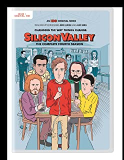 Book Cover: SILICON VALLEY S4