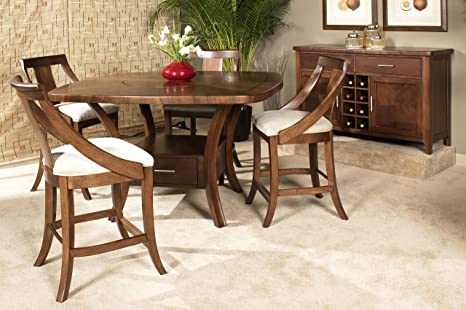 Somerton Dwelling Gatsby Counter Height Dining Table