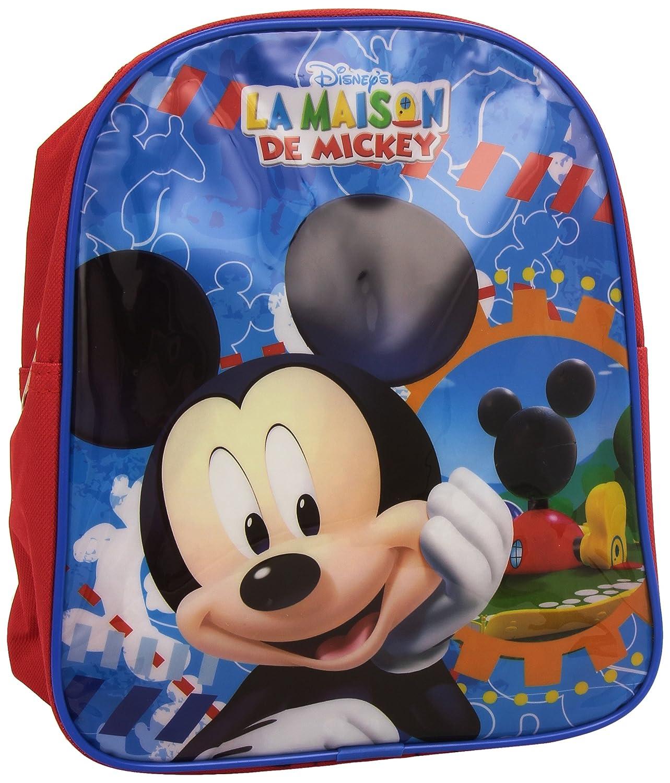 Mochila la casa de Mickey Mouse