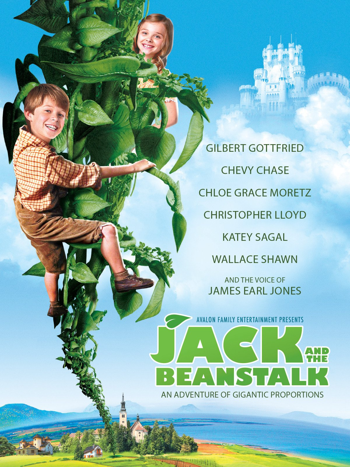 Jack and the Beanstalk on Amazon Prime Instant Video UK