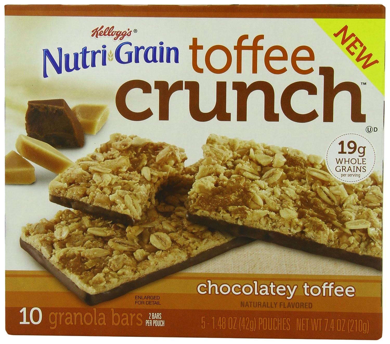 Nutri Grain Bars Apple Kellogg's Nutri-grain Bar