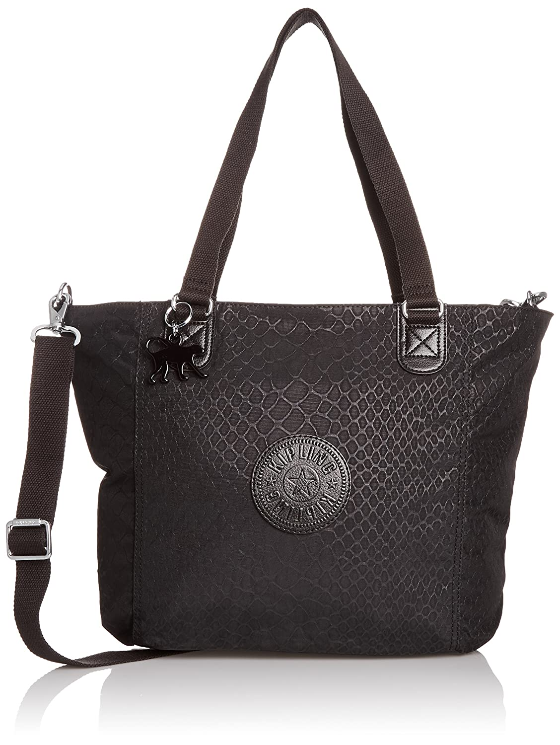 Kipling Shopper Combo Large Shoulder Bag With Removable Strap 12