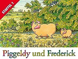 Piggeldy & Frederick - Staffel 1