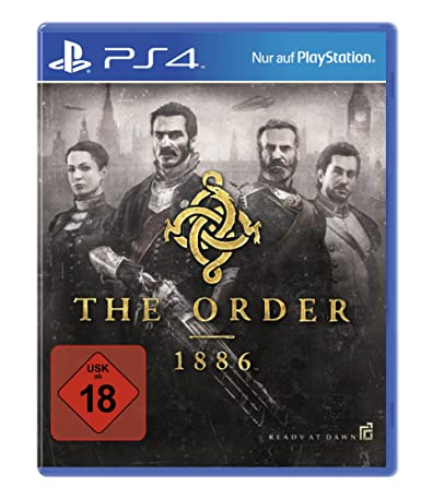 The Order: 1886 (uncut)