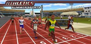 Athletics: Summer Sports from Tangram3D