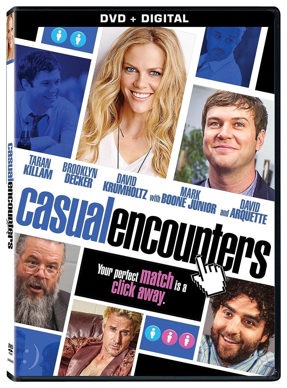 Casual Encounters 2016 DVDRip XviD-EVO 850 Mb