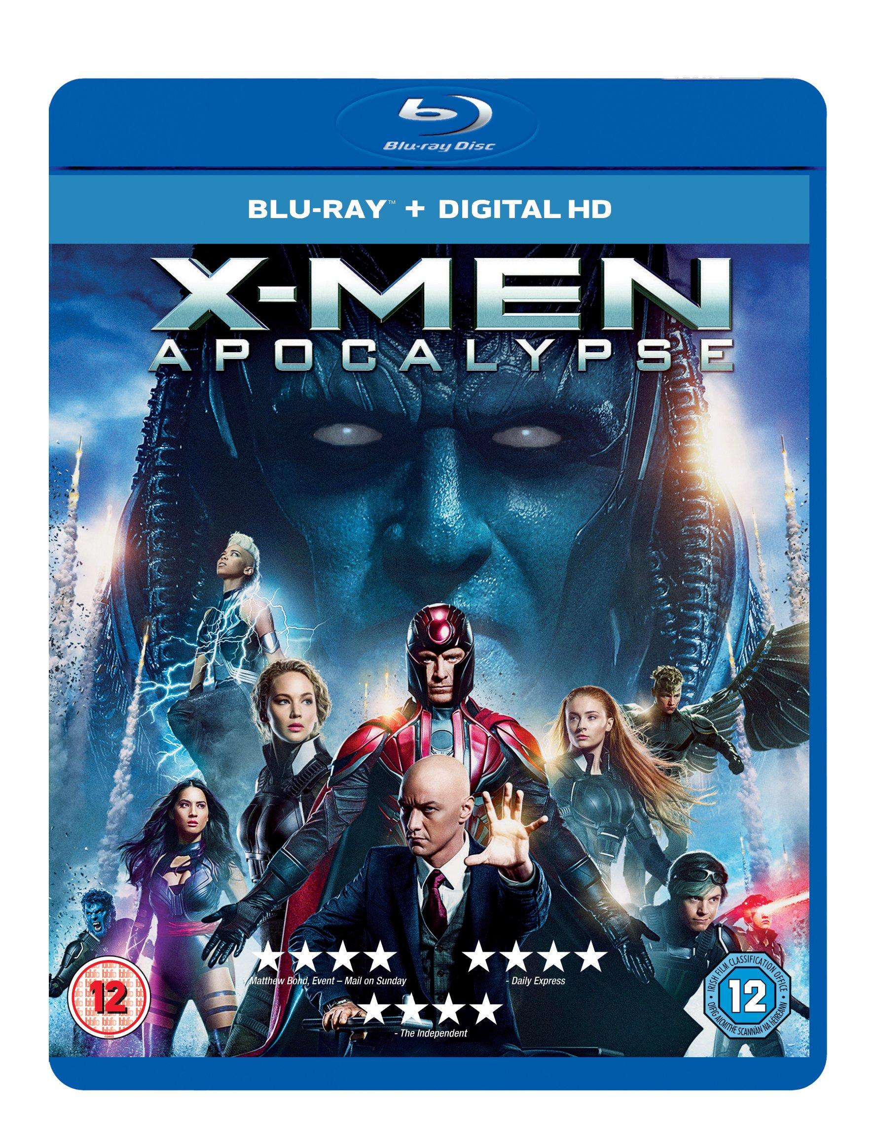 Buy X Men Apocalypse Now!