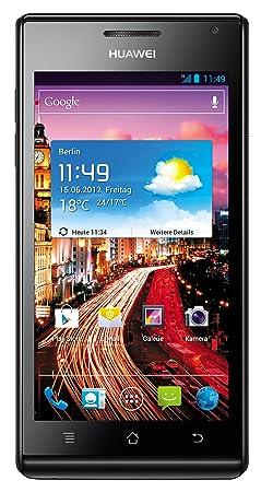 Huawei  Ascend P1 QISU9200  Smartphone débloqué Android Noir (import Allemagne)