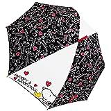 J's Planning Peanuts Snoopy Umbrella Friends Heart 55cm 35047 (Tamaño: 55cm)