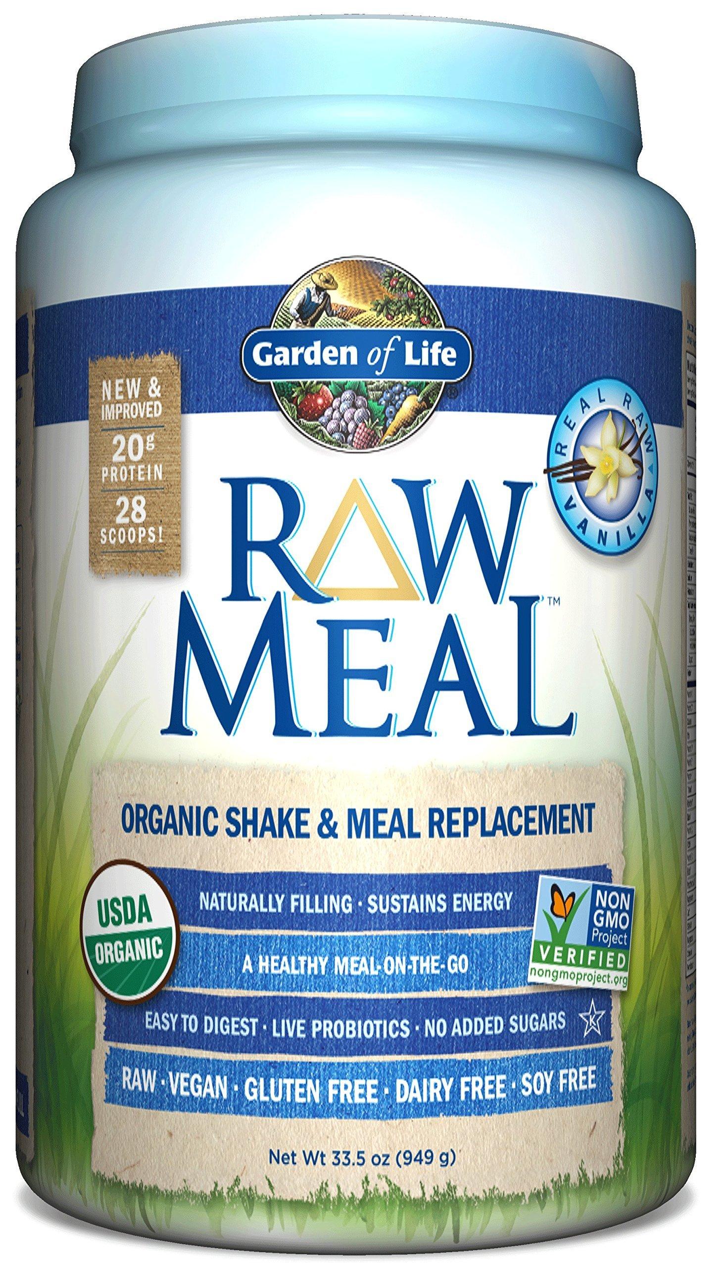 Galleon Garden Of Life Raw Organic Meal
