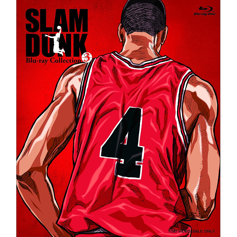 動畫版《SLAM DUNK (男兒當入樽)》Blu-ray化