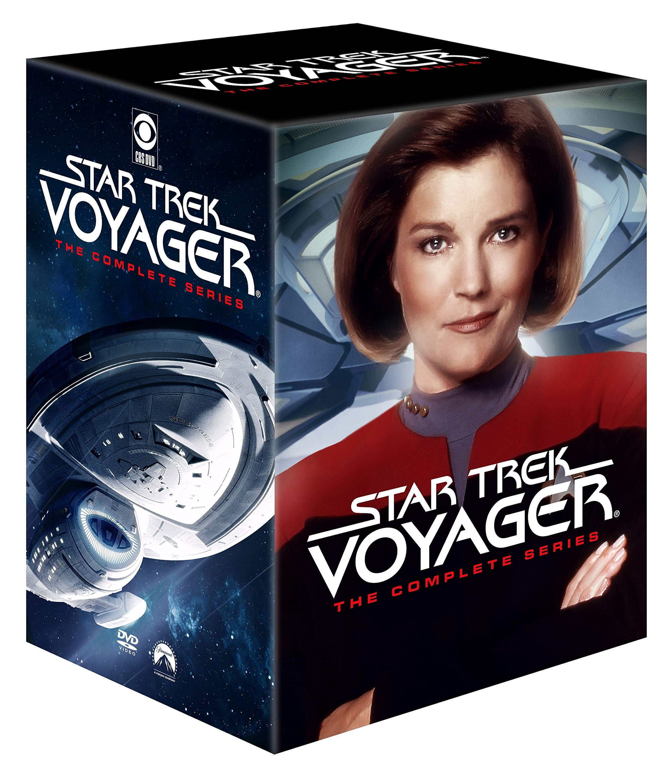 Buy Star Trek Voyager Now!