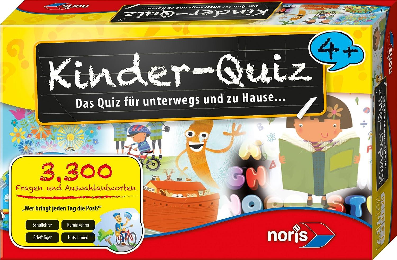Kinder Quiz 4 Jahre