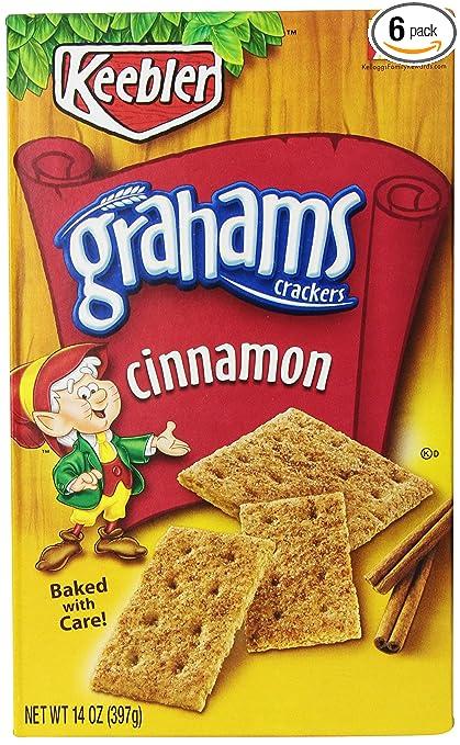 Cinnamon And Sugar Graham Crackers Recipes — Dishmaps