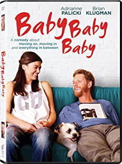 Book Cover: Baby, Baby, Baby