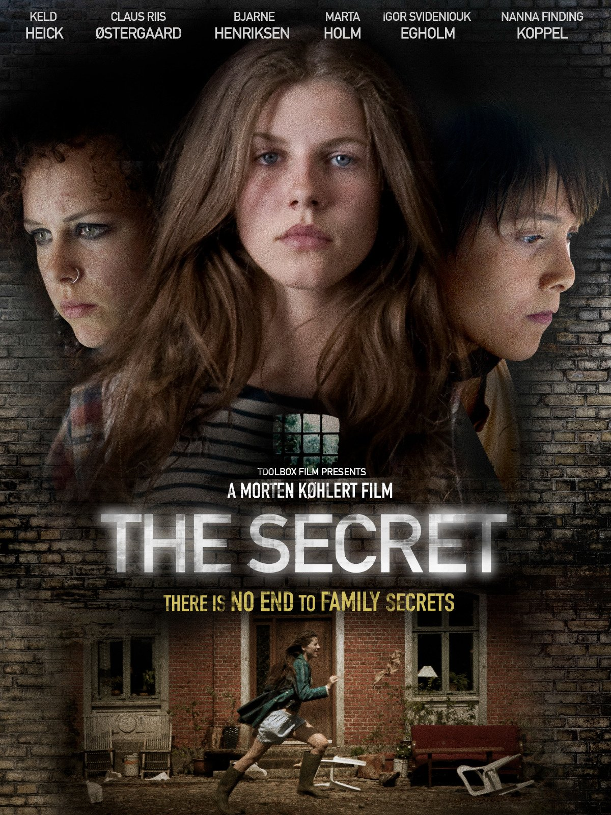 The Secret on Amazon Prime Instant Video UK