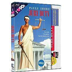 Jury Duty - Retro VHS '90s Style [Blu-ray]