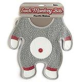 GAMAGO Baby Bib, Sock Monkey (Color: Sock Monkey)