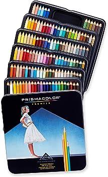 Sanford Wood Prismacolor Colored Pencils