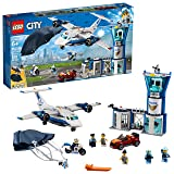 LEGO City Sky Police Air Base 60210 Building Kit (529 Piece) (Color: Multi)