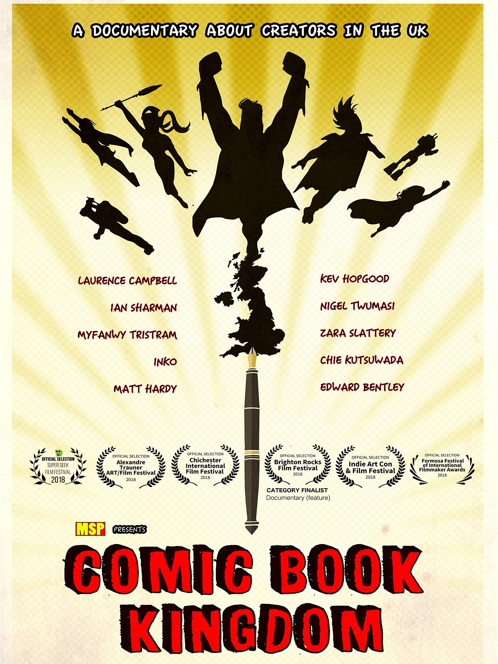 Comic Book Kingdom