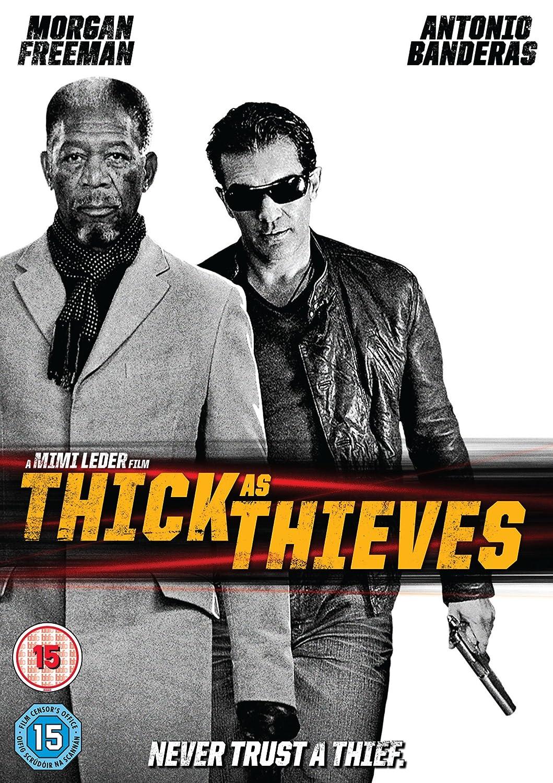 Thick as Thieves / ქურდების კოდექსი (ქართულად) (2009/GEO/BDRip 720P)