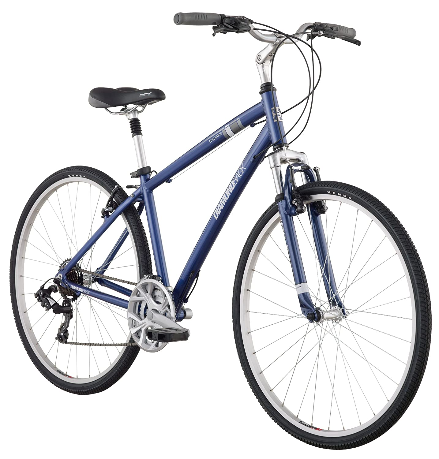 Bike Hybrid Wheels Edgewood Sport Hybrid Bike