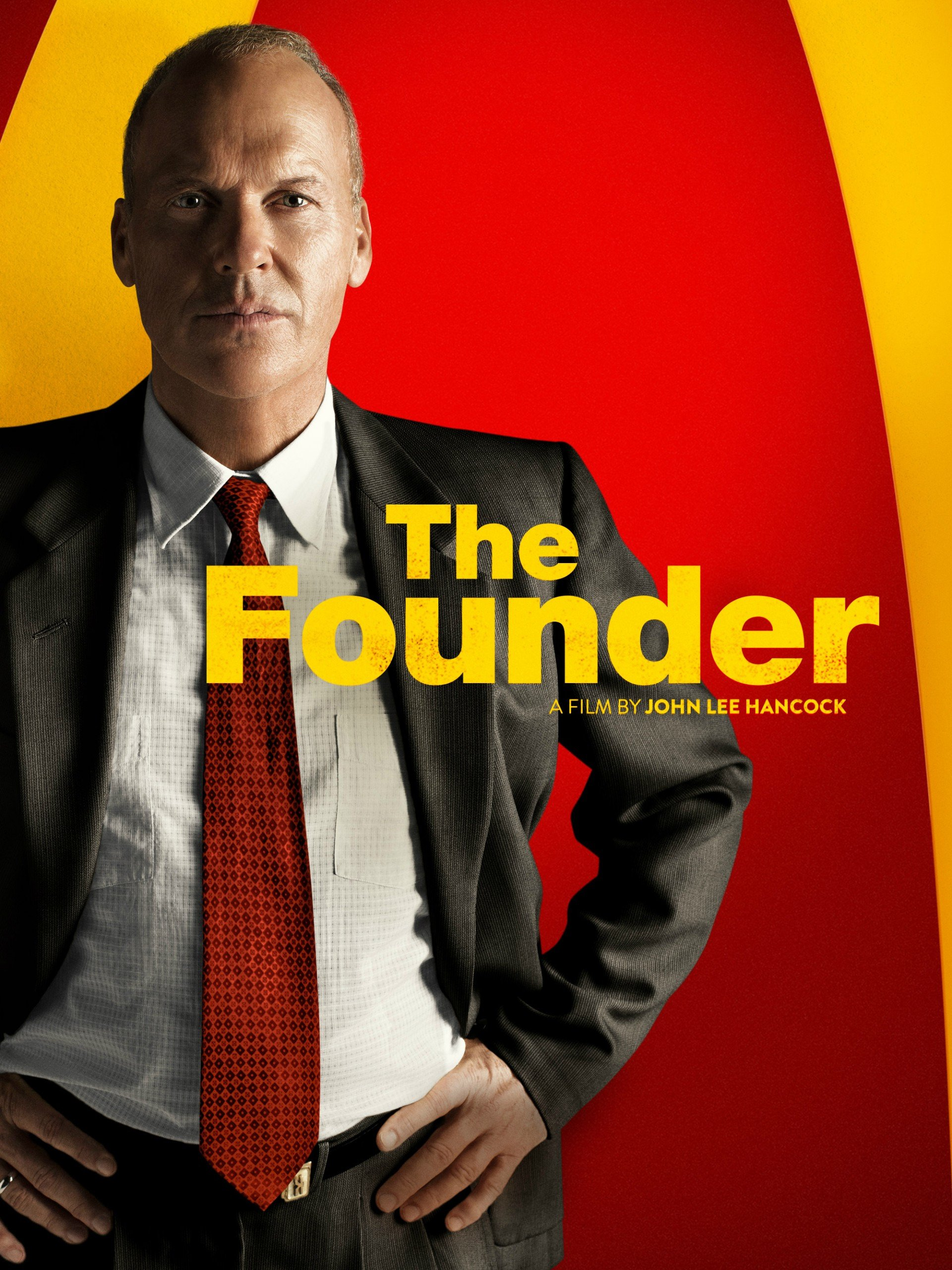 The Founder on Amazon Prime Instant Video UK